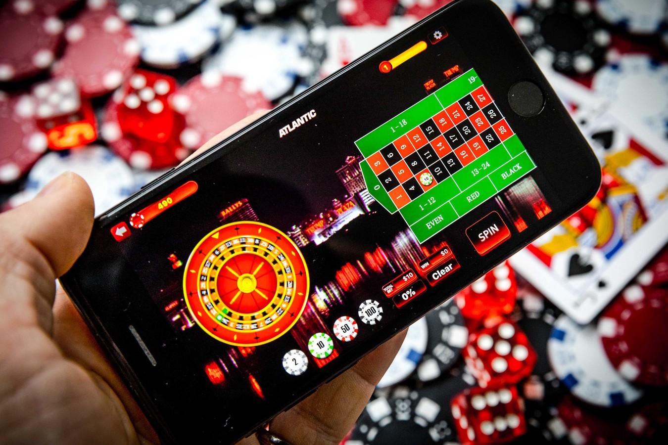 IOS Roulette app