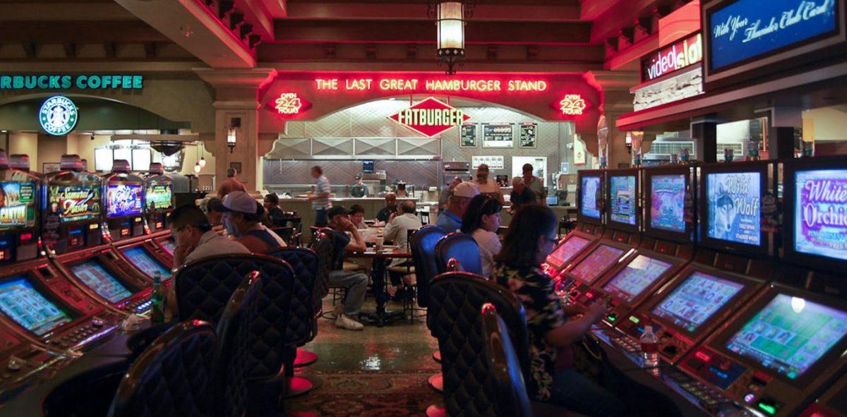 Guide to the best slot machine casino 2021